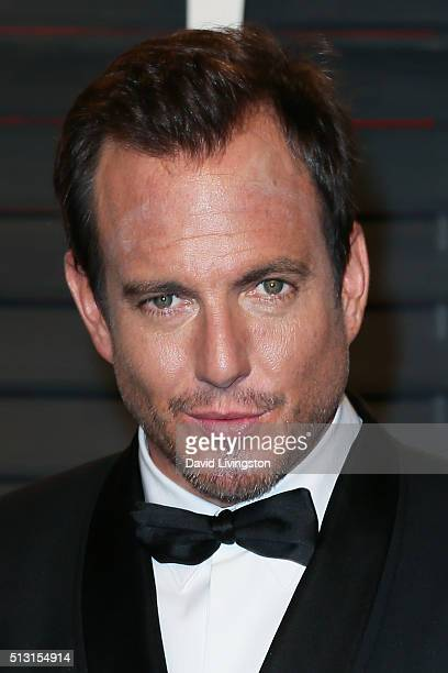 Actor Will Arnett arrives at the 2016 Vanity Fair Oscar Party Hosted by Graydon Carter at the Wallis Annenberg Center for the Performing Arts on...