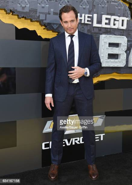 Actor Will Arnett arrives at the premiere of Warner Bros Pictures' 'The LEGO Batman Movie' at Regency Village Theatre on February 4 2017 in Westwood...