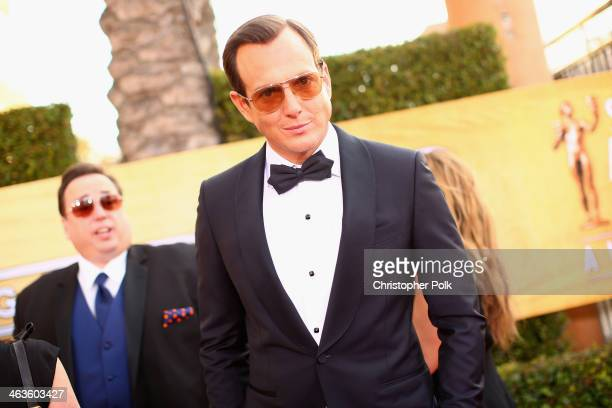 Actor Will Arnett attends 20th Annual Screen Actors Guild Awards at The Shrine Auditorium on January 18 2014 in Los Angeles California