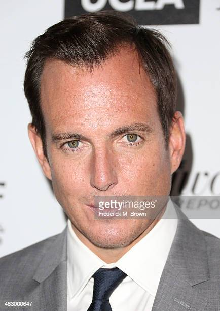 Actor Will Arnett attends MPTF Reel Stories Real Lives Event at the Milk Studios on April 5 2014 in Los Angeles California
