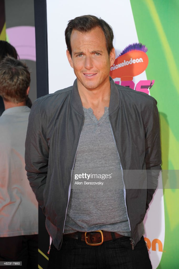 Actor Will Arnett attends Nickelodeon Kids' Choice Sports Awards 2014 at Pauley Pavilion on July 17, 2014 in Los Angeles, California.