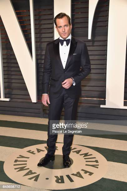 Actor Will Arnett attends the 2017 Vanity Fair Oscar Party hosted by Graydon Carter at Wallis Annenberg Center for the Performing Arts on February 26...