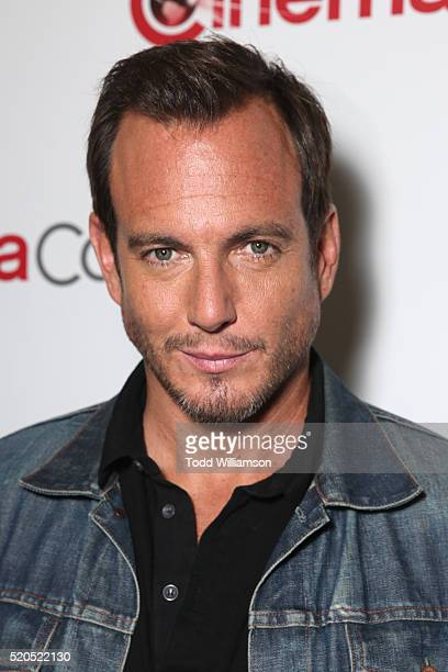 Actor Will Arnett attends the CinemaCon 2016 Gala Opening Night Event: Paramount Pictures Highlights its 2016 Summer and Beyond Films at The...