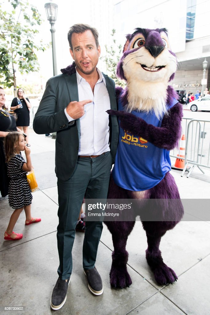 Actor Will Arnett attends the premiere of Open Road Films' 'The Nut Job 2: Nutty by Nature' at Regal Cinemas L.A. Live on August 5, 2017 in Los Angeles, California.
