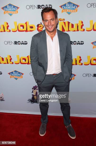 Actor Will Arnett attends the premiere of Open Road Films' The Nut Job 2 Nutty by Nature at Regal Cinemas LA Live on August 5 2017 in Los Angeles...