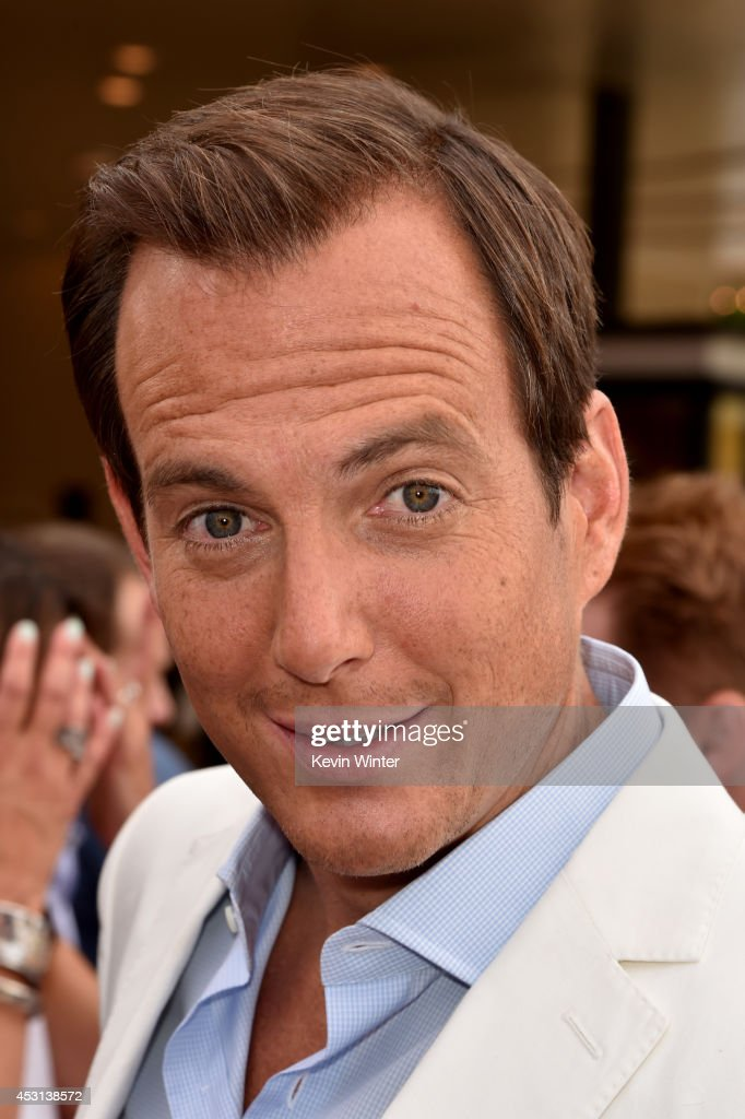 Actor Will Arnett attends the premiere of Paramount Pictures' 'Teenage Mutant Ninja Turtles' at Regency Village Theater on August 3, 2014 in Westwood, California.
