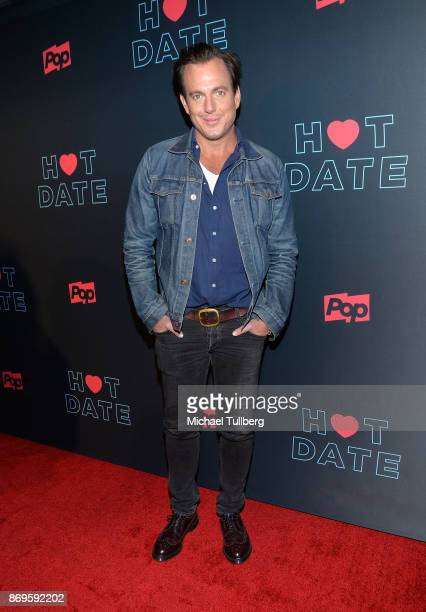 Actor Will Arnett attends the premiere of Pop TV's 'Hot Date' at Estrella on November 2 2017 in West Hollywood California