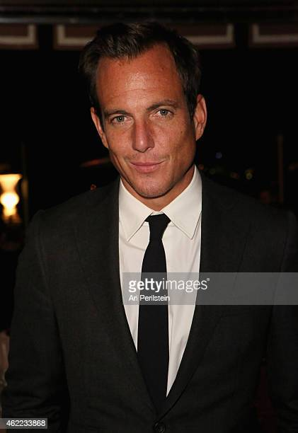 Actor Will Arnett attends The Weinstein Company Netflix's 2015 SAG After Party In Partnership With Laura Mercier at Sunset Tower on January 25 2015...