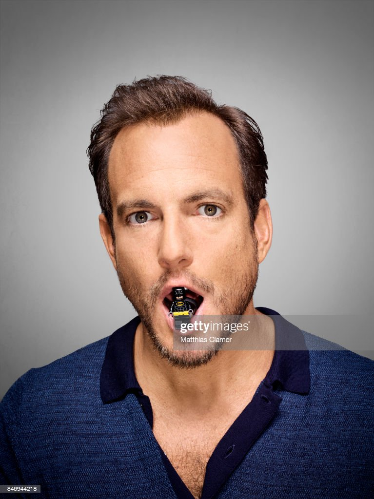 Actor Will Arnett from 'The Lego Batman Movie' is photographed for Entertainment Weekly Magazine on July 22, 2016 at Comic Con in the Hard Rock Hotel in San Diego, California. PUBLISHED