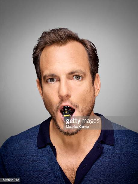 Actor Will Arnett from 'The Lego Batman Movie' is photographed for Entertainment Weekly Magazine on July 22 2016 at Comic Con in the Hard Rock Hotel...