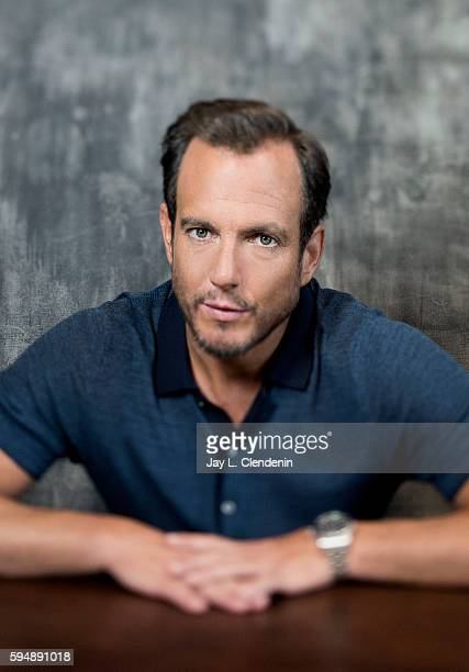 Actor Will Arnett of 'The Lego Batman Movie is photographed for Los Angeles Times at San Diego Comic Con on July 22 2016 in San Diego California