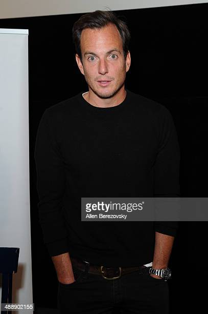 Actor Will Arnett participates in a QA session after a special screening of 'Withnail I' hosted by American Cienmatheque at the Egyptian Theatre on...