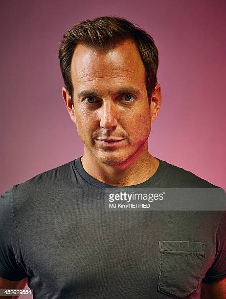 Actor Will Arnett poses for a portrait at Getty Images Portrait Studio powered by Samsung Galaxy at ComicCon International 2014 at Hard Rock Hotel...