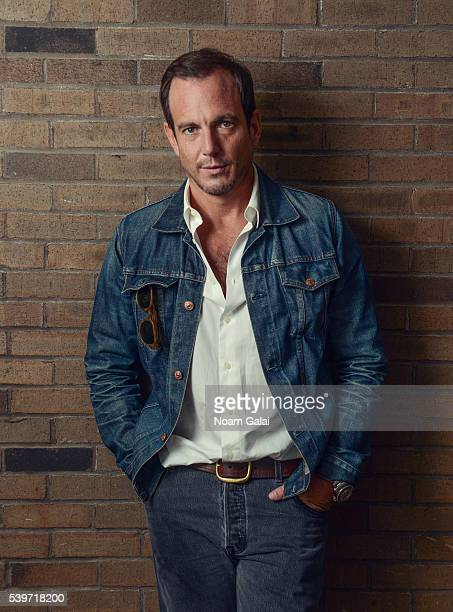 Actor Will Arnett poses for a portrait during the 2016 Greenwich International Film Festival on June 11 2016 in Greenwich Connecticut