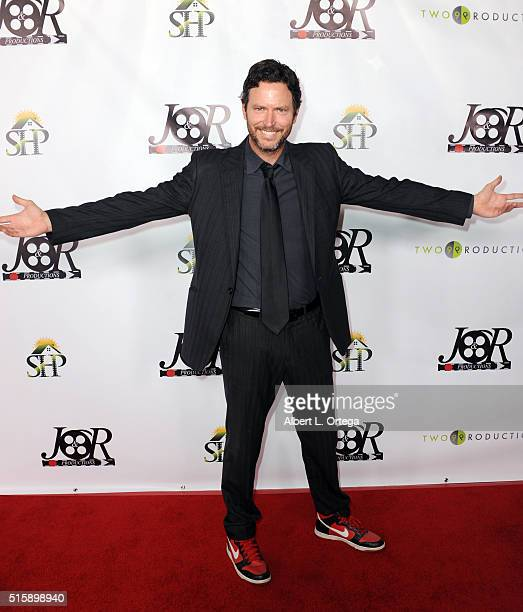 Actor Will Beinbrink arrives for the Premiere Of JR Productions' Halloweed held at TCL Chinese 6 Theatres on March 15 2016 in Hollywood California