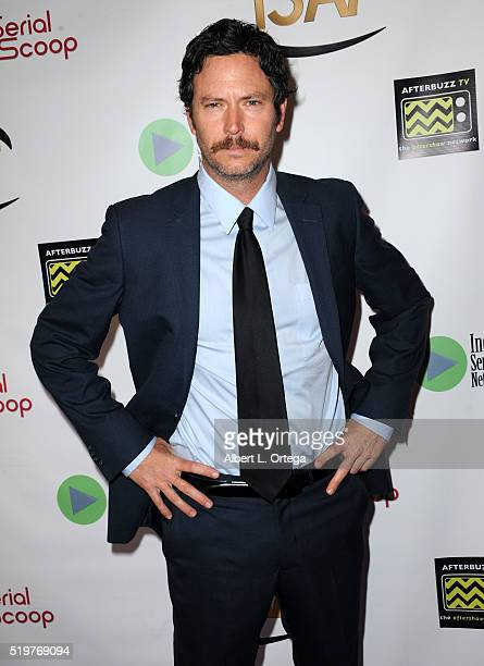 Actor Will Beinbrink at the 7th Annual Indie Series Awards held at El Portal Theatre on April 6 2016 in North Hollywood California