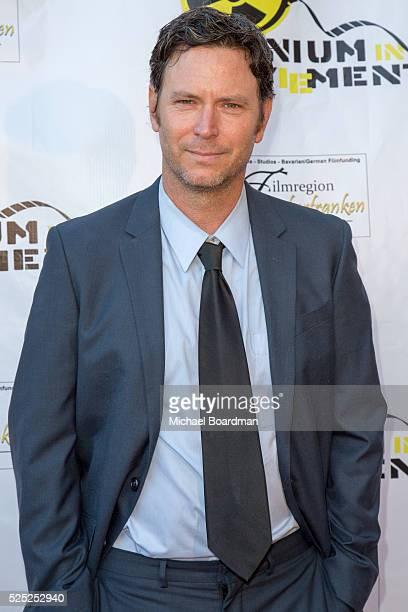 """Actor Will Beinbrink attends """"The Man Who Saved The World"""" premiere during the Atomic Age Cinema Fest at Raleigh Studios on April 27, 2016 in Los..."""