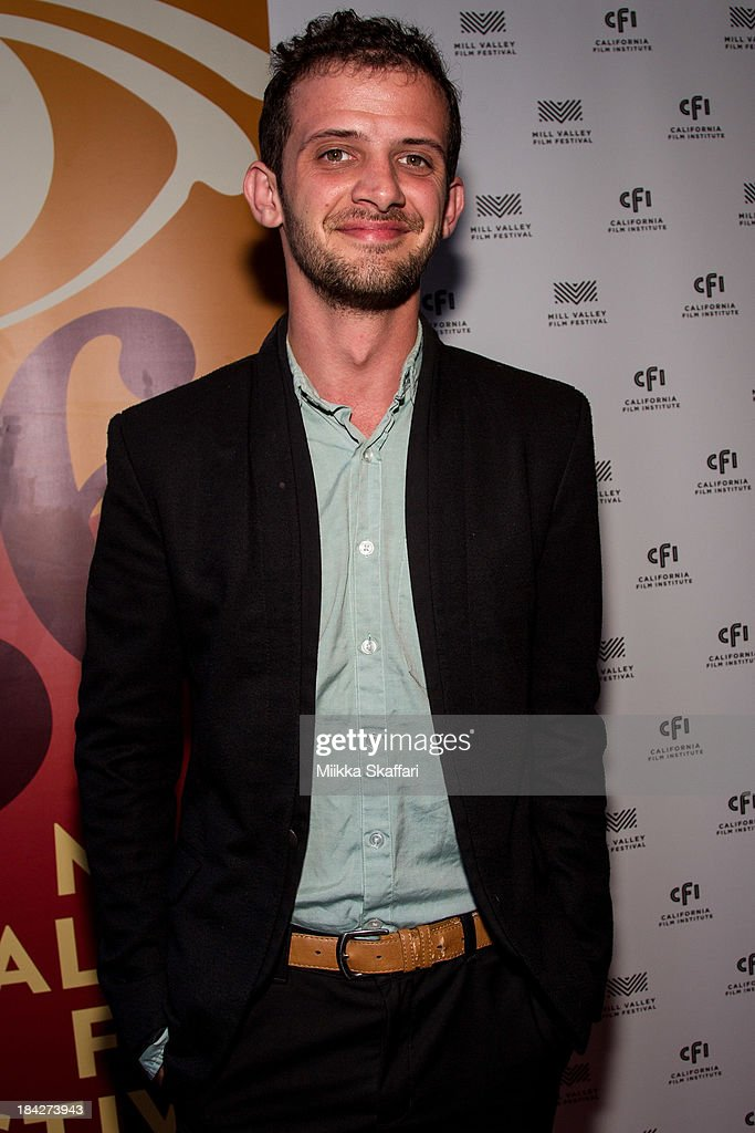 Actor Will Brill is arriving to the premiere of 'Beside Still Waters' on October 12, 2013 in Mill Valley, California.