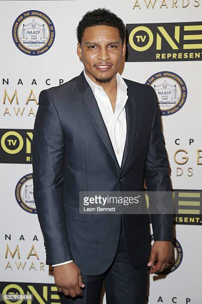 Actor Will Dalton arrives at the 48th NAACP Image Awards Nominees' Luncheon at Loews Hollywood Hotel on January 28 2017 in Hollywood California