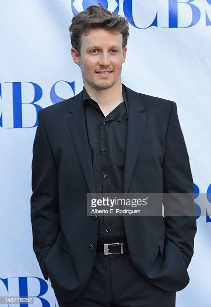 Actor Will Estes arrives to a screening and panel discussion of CBS's Blue Bloods at Leonard H Goldenson Theatre on June 5 2012 in North Hollywood...