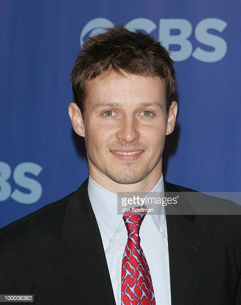 Actor Will Estes attends the 2010 CBS Upfront at The Tent at Lincoln Center on May 19 2010 in New York City