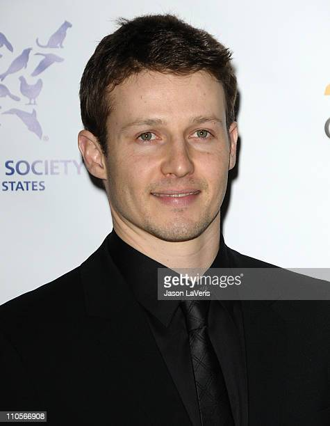 Actor Will Estes attends the Humane Society's 25th annual Genesis Awards at the Hyatt Regency Century Plaza on March 19 2011 in Century City...