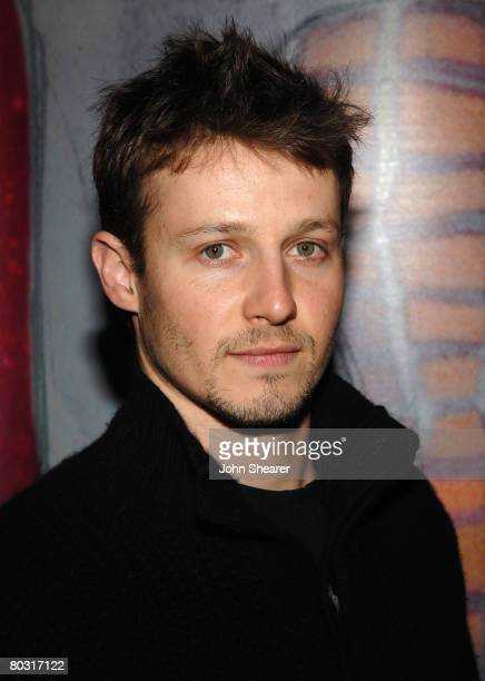 Actor Will Estes attends the Los Angeles screening of Trembled Blossoms presented by Prada on March 19 2008 in Beverly Hills California