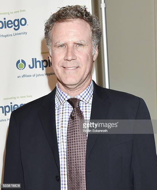 Actor Will Ferrell arrives at Jhpiego's 'Laughter Is The Best Medicine' Arrivals at the Beverly Wilshire Four Seasons Hotel on May 23 2016 in Beverly...