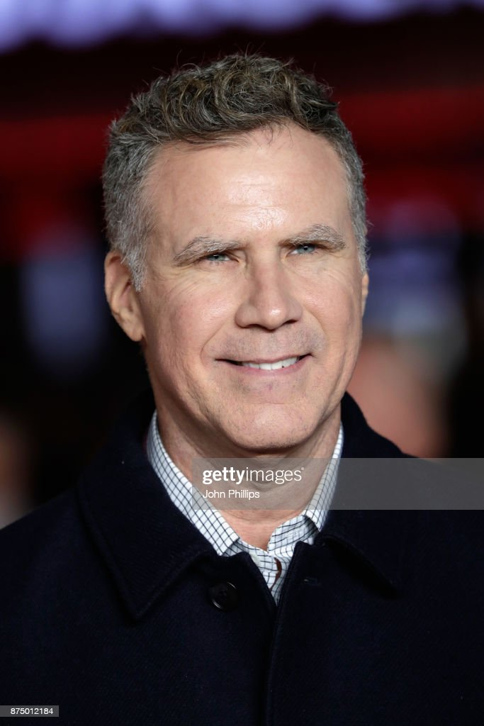 Actor Will Ferrell arrives at the UK Premiere of 'Daddy's Home 2' at Vue West End on November 16, 2017 in London, England.