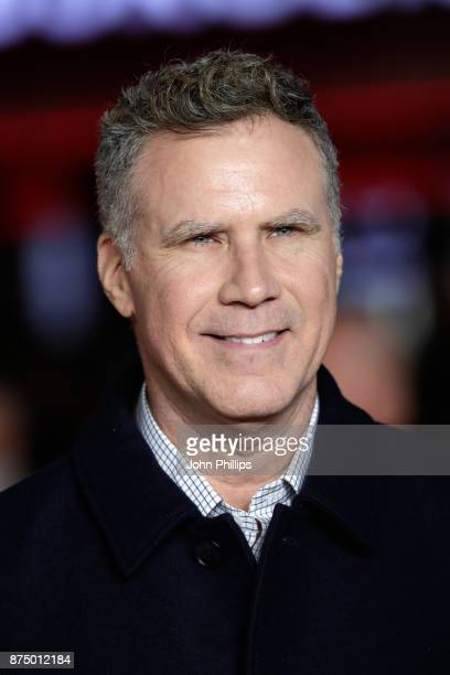 Actor Will Ferrell arrives at the UK Premiere of 'Daddy's Home 2' at Vue West End on November 16 2017 in London England