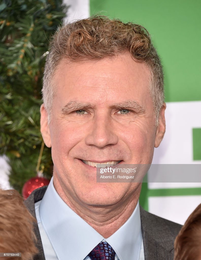 Actor Will Ferrell attends the premiere of Paramount Pictures' 'Daddy's Home 2' at The Regency Village Theatre on November 5, 2017 in Westwood, California.