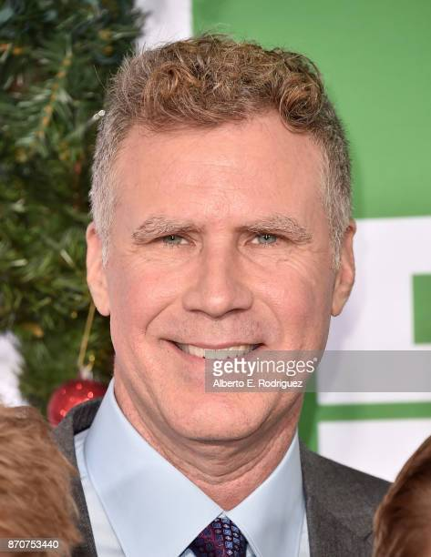Actor Will Ferrell attends the premiere of Paramount Pictures' 'Daddy's Home 2' at The Regency Village Theatre on November 5 2017 in Westwood...