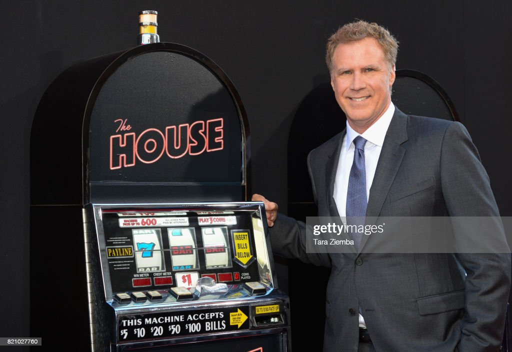 Actor Will Ferrell attends the premiere of 'The House' at TCL Chinese Theatre on June 26, 2017 in Hollywood, California.
