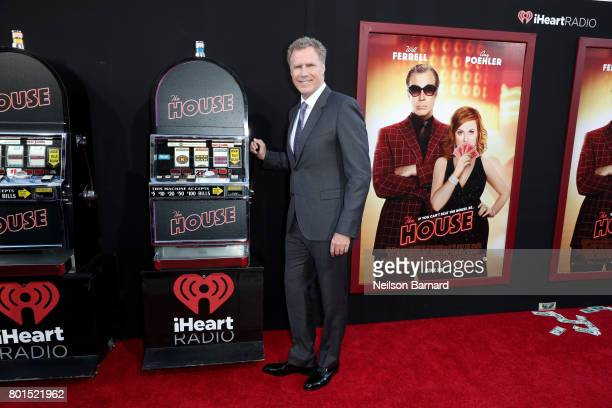 Actor Will Ferrell attends the premiere of Warner Bros Pictures' The House at TCL Chinese Theatre on June 26 2017 in Hollywood California