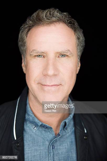 Actor Will Ferrell is photographed for USA Today on December 14 2015 in New York City
