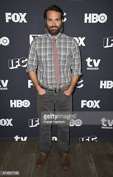 Actor Will Forte attends For Your Consideration Event Hosted By IFC FOX And HBO at Samuel Goldwyn Theater on May 21 2015 in Beverly Hills California