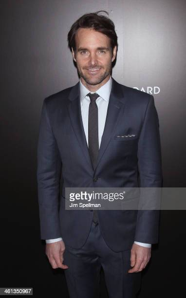Actor Will Forte attends the 2014 National Board Of Review Awards Gala at Cipriani 42nd Street on January 7 2014 in New York City