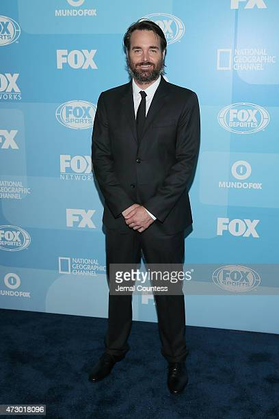 Actor Will Forte attends the 2015 FOX programming presentation at Wollman Rink in Central Park on May 11 2015 in New York City