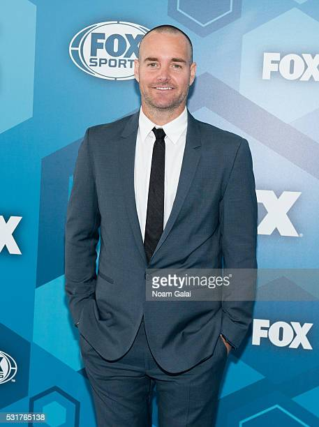 Actor Will Forte attends the 2016 Fox Upfront at Wollman Rink Central Park on May 16 2016 in New York City