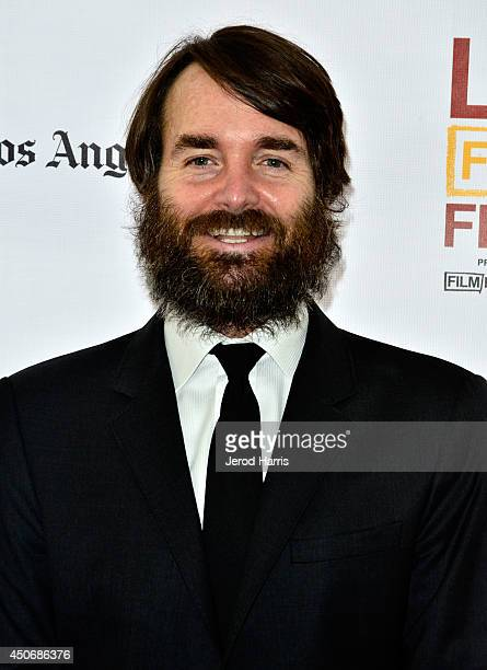 """Actor Will Forte attends the premiere of """"Trouble Dolls"""" during the 2014 Los Angeles Film Festival at Regal Cinemas L.A. Live on June 15, 2014 in Los..."""