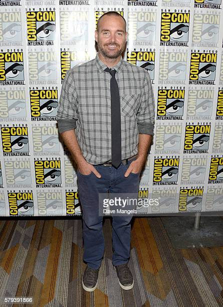 "Actor Will Forte attends the ""The Last Man On Earth"" press line during Comic-Con International on July 23, 2016 in San Diego, California."