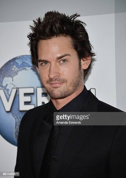 Actor Will Kemp arrives at NBCUniversal's 72nd Annual Golden Globes After Party at The Beverly Hilton Hotel on January 11 2015 in Beverly Hills...