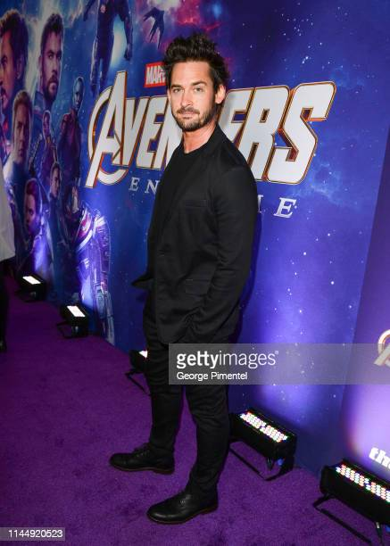 Actor Will Kemp attends the 'Avengers: Endgame' Canadian Premiere at Scotiabank Theatre on April 24, 2019 in Toronto, Canada.