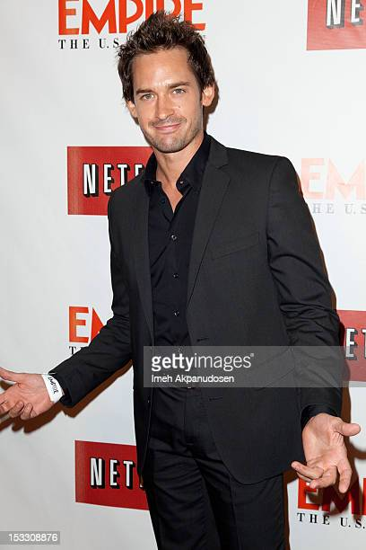 Actor Will Kemp attends the Empire Magazine the launch celebration of Empire US for iPad at Sunset Tower on October 2 2012 in West Hollywood...