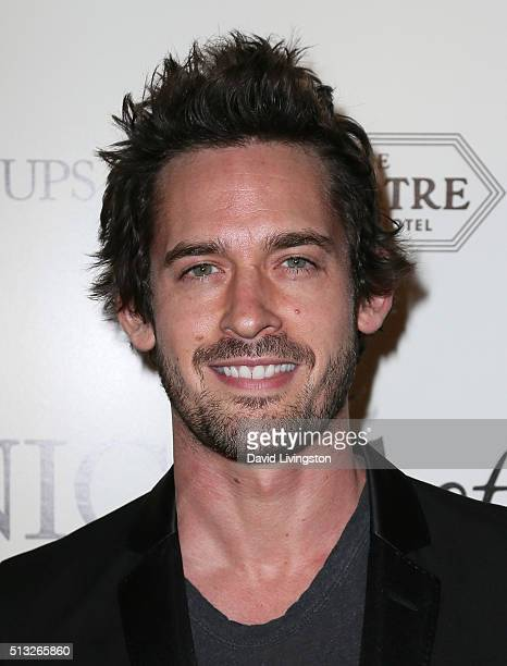 Actor Will Kemp attends the premiere of Broad Green Pictures' 'Knight of Cups' at The Theatre at Ace Hotel on March 1 2016 in Los Angeles California