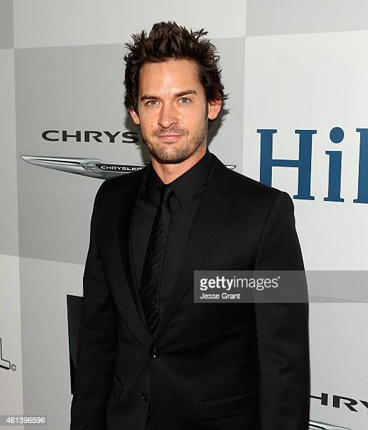 Actor Will Kemp attends Universal NBC Focus Features and E Entertainment 2015 Golden Globe Awards After Party sponsored by Chrysler and Hilton at The...