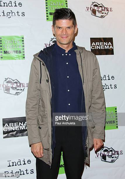 Actor Will McCormack attends the premiere of 'Miles To Go' at Arena Cinema Hollywood on May 15 2015 in Hollywood California