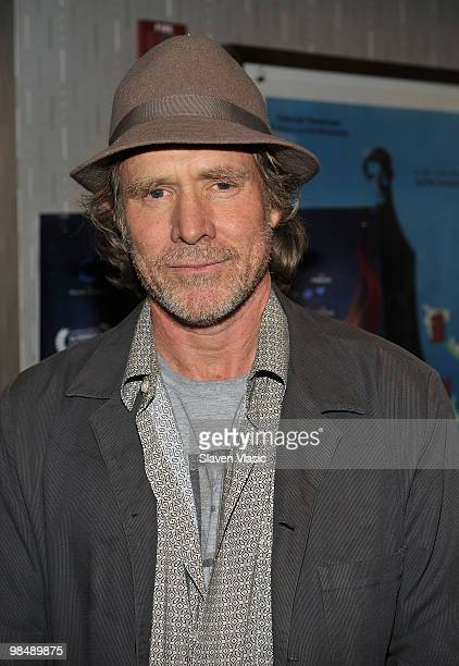 Actor Will Patton attends a special screening of 'Variety' at the IFC Center on April 15 2010 in New York City