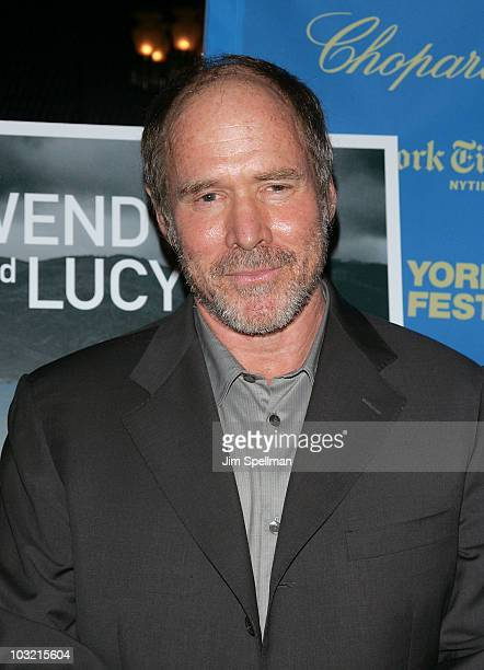 Actor Will Patton attends the New York Film Festival premiere of 'Wendy Lucy' at the Ziegfeld Theater on September 27 2008 in New York City