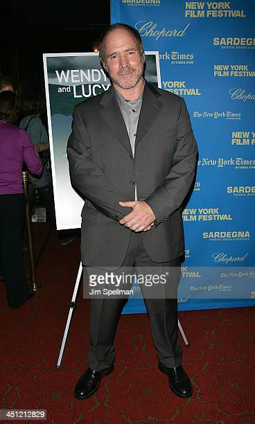 Actor Will Patton attends the New York Film Festival premiere of Wendy Lucy at the Ziegfeld Theater on September 27 2008 in New York City